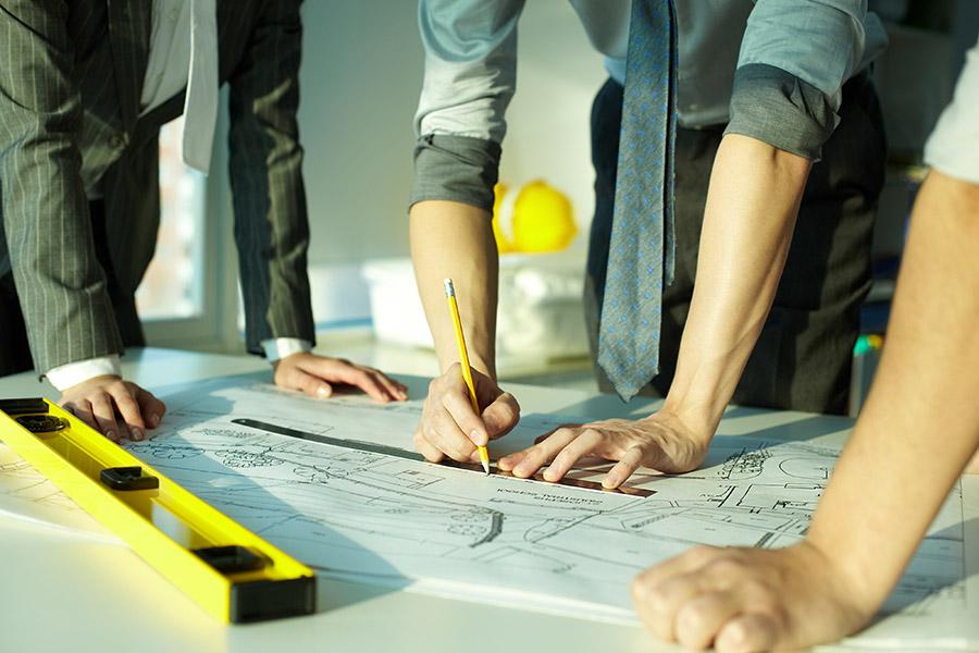 "Construction Company Utilizing ""Design-Build"" Contracting"